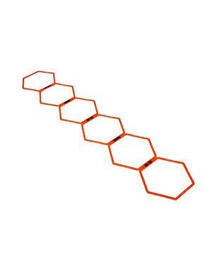 تصویر حلقه چابکی شش ضلعی