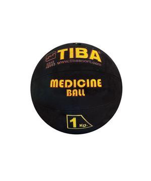 تصویر توپ مدیسین بال تیبا TIBA