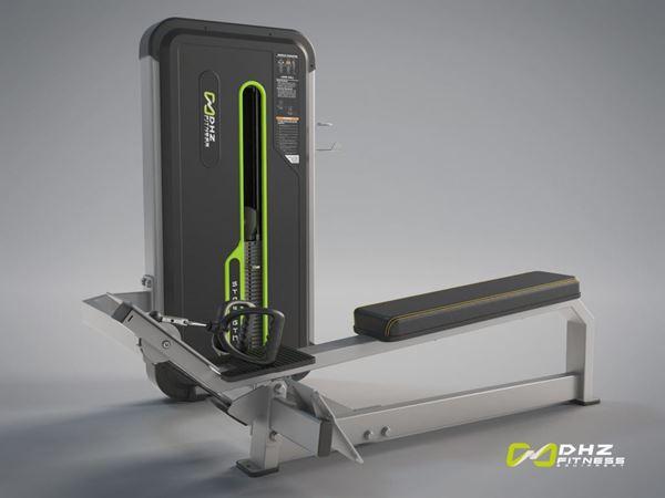 تصویر دستگاه بدنسازی قایقی Dhz مدل E3033 مینی اپل