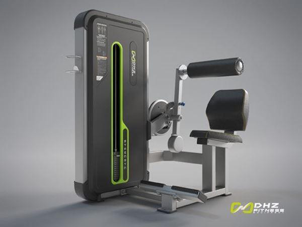 تصویر دستگاه بدنسازی شکم Dhz مدل E3073 مینی اپل