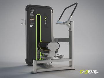 تصویر دستگاه بدنسازی مسگری Dhz مدل E3018 مینی اپل