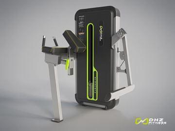 تصویر دستگاه بدنسازی گلوت Dhz مدل E3024 مینی اپل