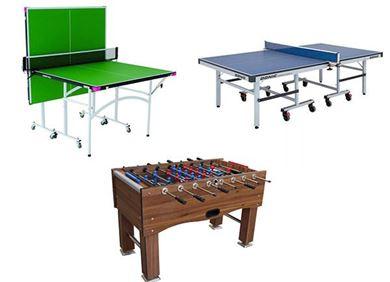 تصویر برای دسته فوتبال دستی و میز پینگ پنگ