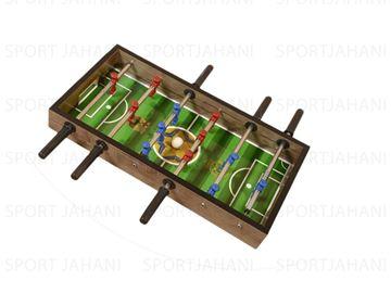 تصویر فوتبال دستی خانگی مدل ST1