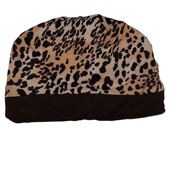 تصویر کلاه شنا زنانه پارچه ای Fashy